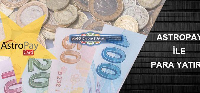 Casino Siteleri Astropay Para Yatırma