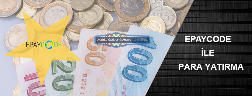 Casino Siteleri Epaycode Para Yatırma