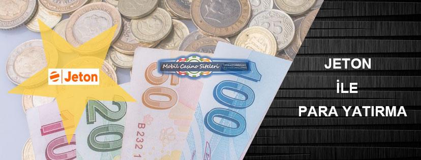 Casino Siteleri Jeton Para Yatırma