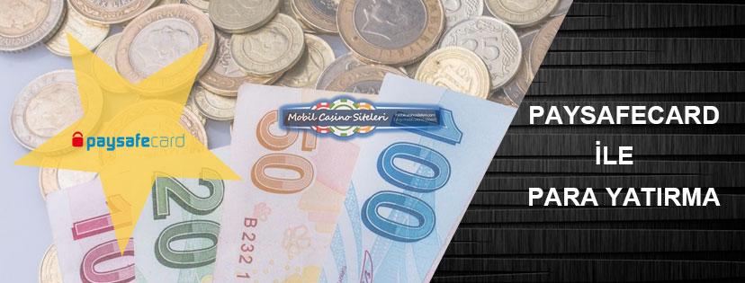 Casino Siteleri Paysafecard Para Yatırma
