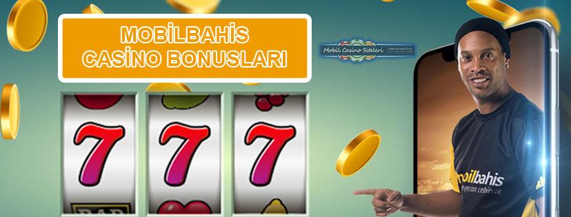 Mobilbahis Casino Bonusları
