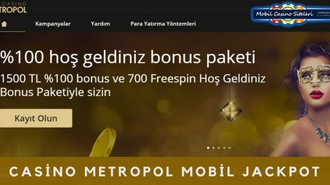 Casino metropol mobil jackpot